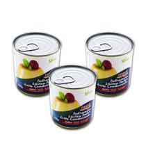 Kit com 3 latas Leite Condensado Diet Hué (Sem Adição de Açúcares) Sem Glúten (335g cada) - Hue