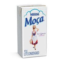 Kit com 3 Leite Condensado Moça NESTLÉ 395g Caixinha - Nestle