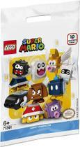 Kit com 3 Mini Figura surpresa Lego Super Mário -