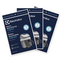 Kit com 3 pacotes de Sacos Descartáveis para Aspiradores de Pó Electrolux Hidrovac - CSEHV -