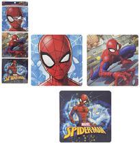 Kit com 3 Quebra Cabeça 48 Peças Spiderman 15X15cm - Etilux