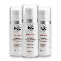 Kit com 3 Rejuvenescedores Facial ROC Pro-Define 50 ml -
