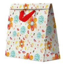 Kit com 3 Sacolas Doce Jardim P - Up Box