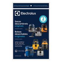 Kit com 3 Sacos Descartáveis Electrolux para Aspirador de Água e Pó modelos A10Smart A10T A13 A10 Clean Clear e GT2000 - Eletrolux