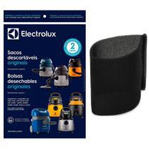 Kit com 3 Sacos para Aspirador CSE10 mais Filtro Espuma Permanente para Aspiradores de Água e Pó Electrolux -