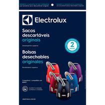 Kit com 3 Sacos para Aspirador de Pó Electrolux Modelo Berry (CSEBE) -