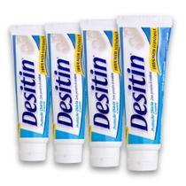 Kit com 4 Cremes Preventivo de assaduras DESITIN Creamy 113g -