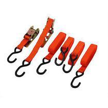Kit com 4 fitas para prender carga - WESTERN -