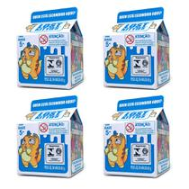 Kit com 4 Mini Figuras Surpresa - Lost Kitties - Single Packs - Hasbro -