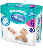 Kit Com 4 Pacotes Lo Baby G Com 320 Fraldas Atacado Barato -