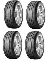 Kit com 4 Pneus Pirelli 225/55 R19 SCORPION VERDE 99V -