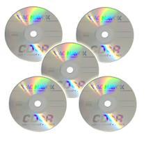 Kit com 5 CD-R 700 MB Magnavox -