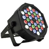 Kit com 5 refletores par led 36 led de 1w - Prolight