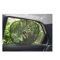 Kit Com 5 Telas Protetora Solar Com Ventosas P/ Carro Tapa Sol - Coisaria