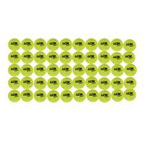 Kit Com 50 Bolas De Tênis Lcm -