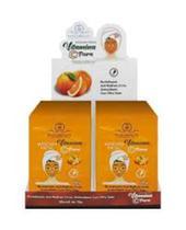 KIT COM 50 Mascara Facial Sache Vitamina C - Phallebeuty -