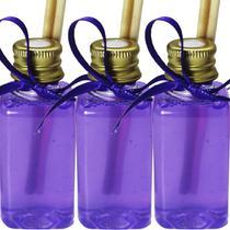 Kit com 50 Mini Aromatizadores de Ambiente 42ml - Lembrancinhas Decorativas - ClickStock