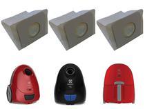 Kit Com 6 Sacos Descartáveis Aspirador Pó Electrolux Nano Neo 30 Neo 31 - Oriplast