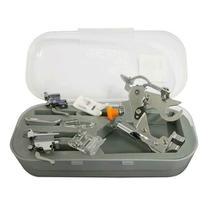 Kit com 7 calcadores + ruffler - Milamak