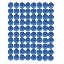 Kit Com 80 Bolas Frescobol Lcm -