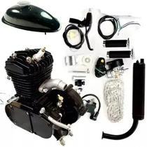 Kit Completo Motor P/ Bicicleta Motorizada 80cc Resistente !! - Siga Tools