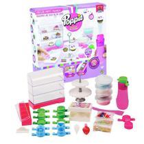 Kit Completo Poppit Shopkins - Coleção Ballet Shopkins Dtc - Mattel
