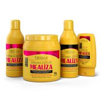 Kit Completo Profissional MeAliza Forever Liss -