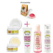 Kit Completo Skin Care + Lip Balm Dalla Makeup -