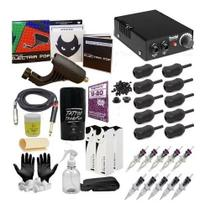 Kit Completo Tatuagem Electra Pop Electric Ink ,c/cartucho RTV -