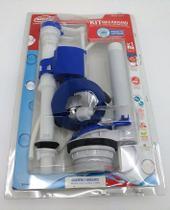 Kit Completo Universal P/ Caixa Acoplada Superior - Dúrin - Durin