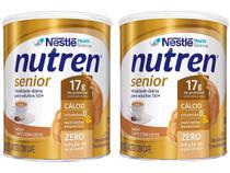 Kit Composto Lácteo Adulto Nutren Café com Leite - Senior 370g 2 Unidades