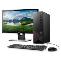 "Kit Computador Desktop Dell Vostro 3681-M10M 10ª Geração Intel Core i3 4GB 1TB Windows 11 + Monitor 21"" -"