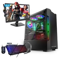"KIT - Computador Gamer Neologic NLI80286 Amd A8 9600 8GB (Radeon R7 Integrada) 1TB Win 8 + Monitor 21,5"" -"
