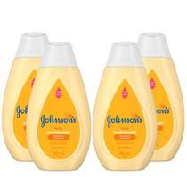 Kit Condicionador Johnson's Baby Regular 200ml com 4 unidades -