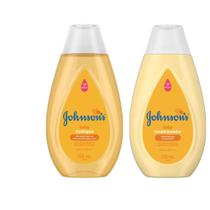 Kit Condicionador Johnson's Baby Regular + Shampoo Johnson's Baby Regular 200ml -