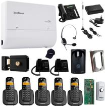 Kit Conecta + 2x4 TI 830I XPE 1001 FX500 TC 50 CHS55 TS 3111 - Intelbras