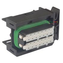 Kit Conector Módulo Injeção Fiat Palio Uno Idea Siena - Tc Chicotes