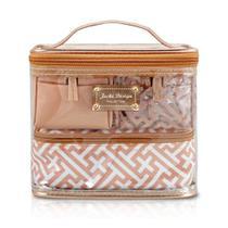 Kit Conjunto 4 Necessaires Femininas Multiuso Jacki Design Linha Diamante -