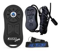 Kit Controle Longa Distância Jfa K1200 Preto -