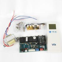 Kit Controle Remoto com Placa Universal Ar Condicionado Split Hi Wall - Vix