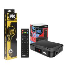 Kit Conversor TV Digital HDTV com Antena Super Slim VHF, UHF - Outras