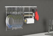 Kit Cook Home Cozinha Suspensa Nº3 Organizador Escorredor - Dicarlo