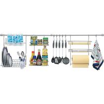Kit Cook Home Cromado 10 Arthi -