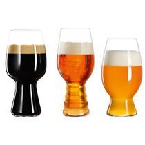 Kit Copos Spiegelau Cerveja - IPA / American Wheat / Stout -