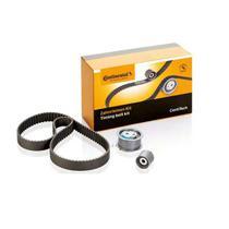 Kit Correia Dentada Com Tensor Renault Logan 1.6 16v 2020 - Contitech