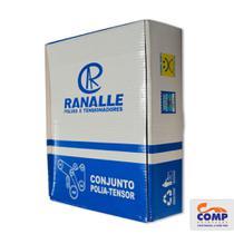 Kit Correia Dentada Gol Parati Polo 1997 até 2001 Ranalle RK 9155 -