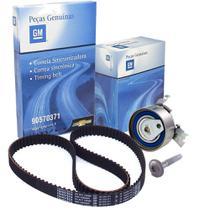 Kit Correia Dentada Tensor 8v Parafuso Pecas Corsa Novo onix prisma agile celta cobalt - Pecas Genuinas Gm