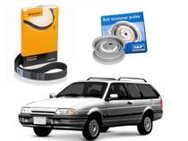 Kit correia dentada tensor continental ford royalle 1.8 2.0 1994 a 1996 -