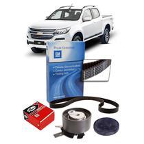 Kit Correia Dentada Tensor Nova S10 2.8 Diesel 2012 2013 - Gm E Gates