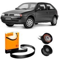 Kit Correia Dentada Volkswagen Gol 1.0 16v 97 a 2005 - Contitech